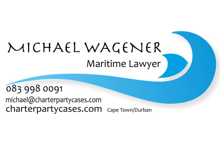 Michael Wagener – Charter Party Cases